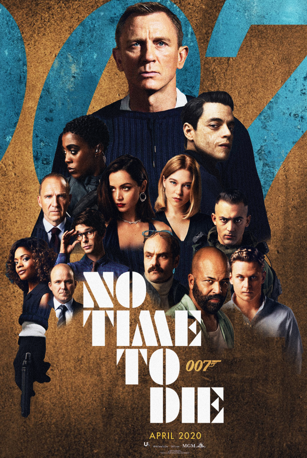No Time To Die Fan Arts Page 36 Mi6 Community In 2020 James Bond Movies James Bond Movie Posters James Bond