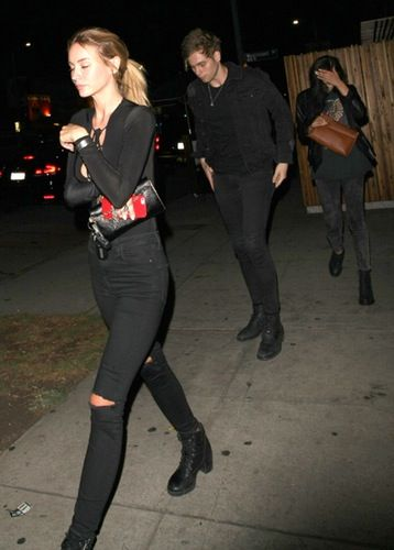 arzaylea og Luke dating