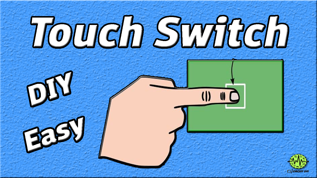 How To Make Touch Switch Using 555 Timer Ic Diy Homemade Basic 555pwmcircuitsetuppng Electronics Projects Hello Today In This Tutorial I Am Going Show You Step By