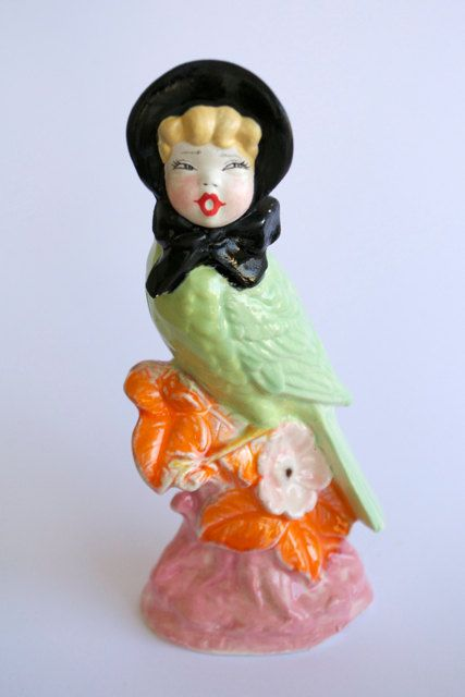 Singing Bird Sculpture by amandalynchsmith on Etsy