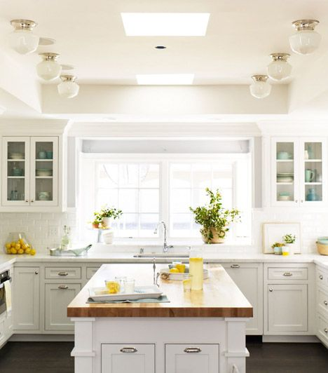Valance Lighting Kitchen: Rejuvenation Used One Of Our Client's Kitchen's For A