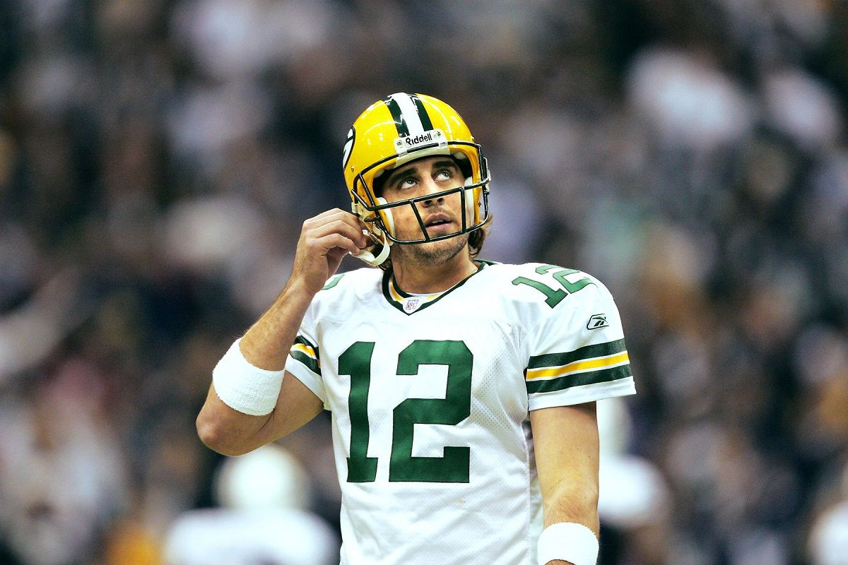 Packer Fans Blame Aaron Rodgers Struggles On Girlfriend Packers Fan Aaron Rodgers Packers