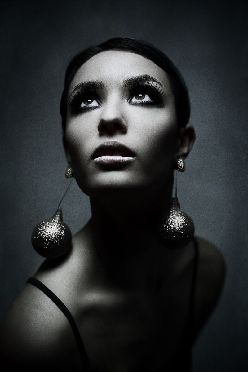 darkbeautymag: Photographer: Antonella RenzulliModel: Melania