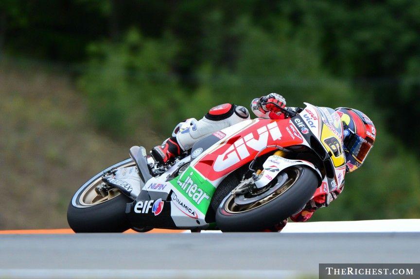 Top 10 Highest Paid Motogp Riders In 2014 Motogp Grand Prix Motorcycles Grand Prix Racing