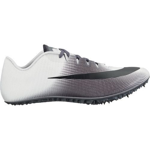 Nike Men's Zoom Ja Fly 3 Track Spikes (White/Charcoal, Size 13) - Track And Field  Shoes at Academy Sports