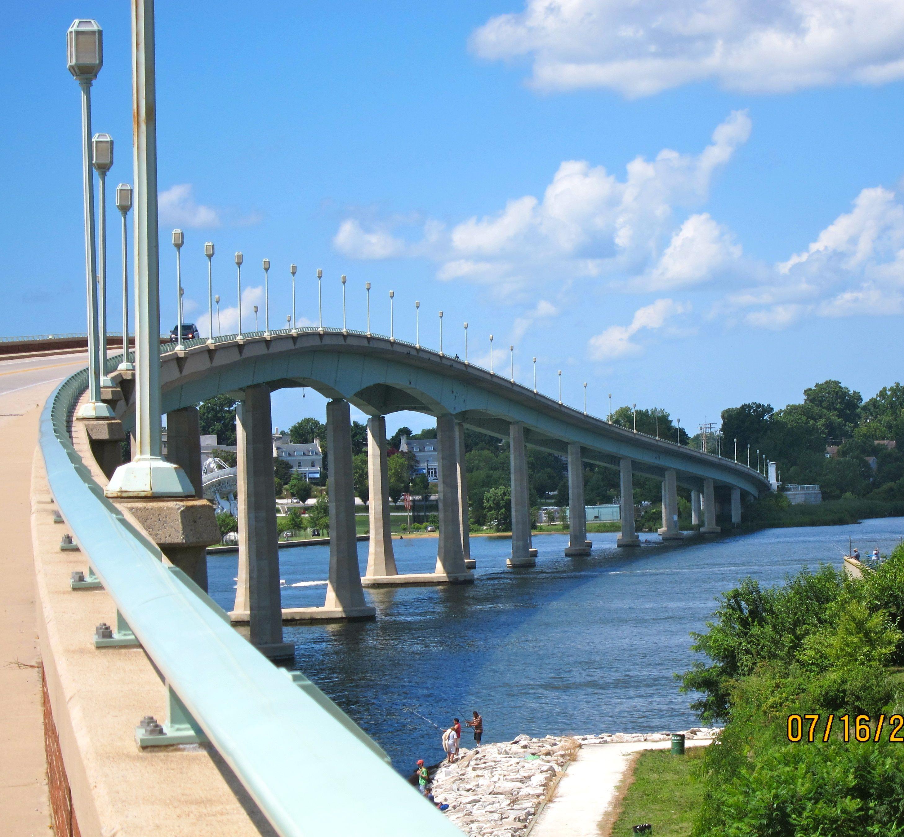 Severn River Bridge Severn Annapolis Annapolis Maryland