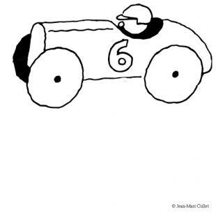 Dessin coloriage voiture de course coloriage pinterest coloriage dessin coloriage et - Voiture de course a colorier ...
