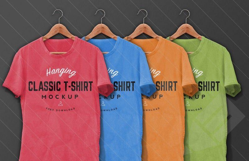 Download Hanging T Shirt Mockup Shirt Mockup Tshirt Mockup Mockup