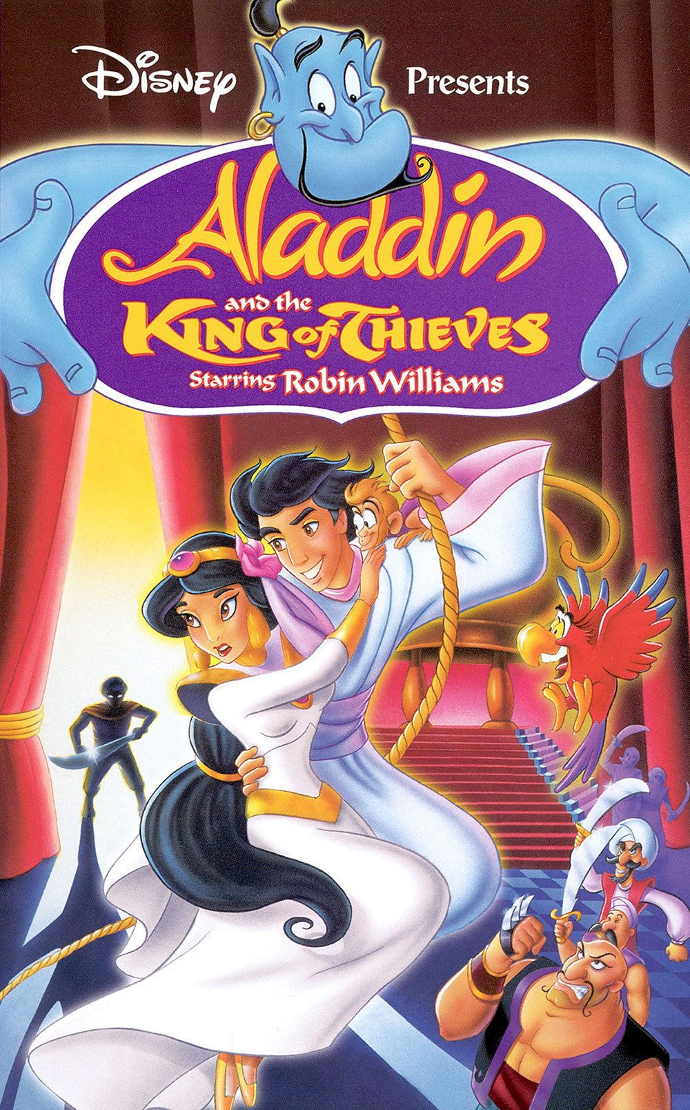 Aladdin And The King Of Thieves With Images Best Disney Movies
