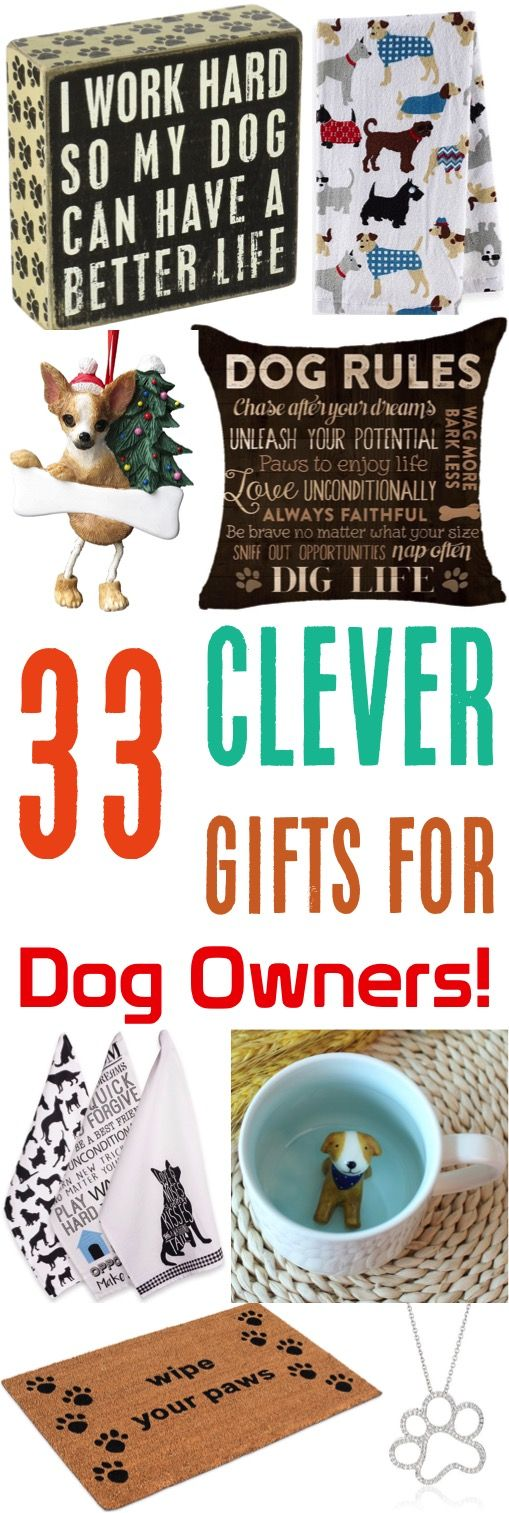 gift ideas for dog lovers such fun gifts that all dog owners and