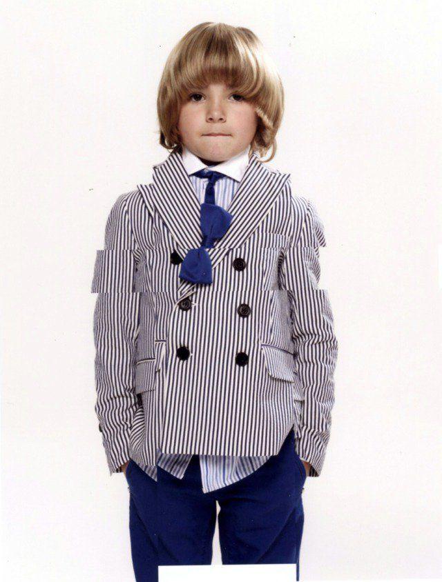 Coupe de cheveux petit garçon - 50 idées modernes | Boy haircuts ...