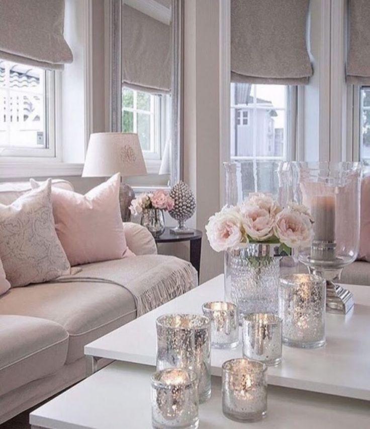 Sign in   Pink living room, Living room inspiration ...