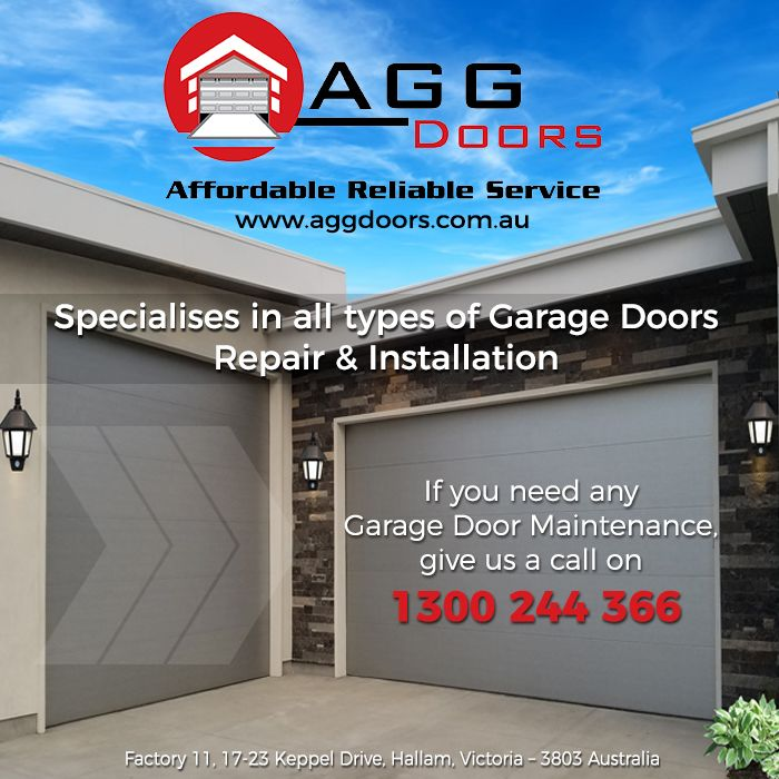 Having Garage Door Maintenance Avoids Your Door From Breaking Down
