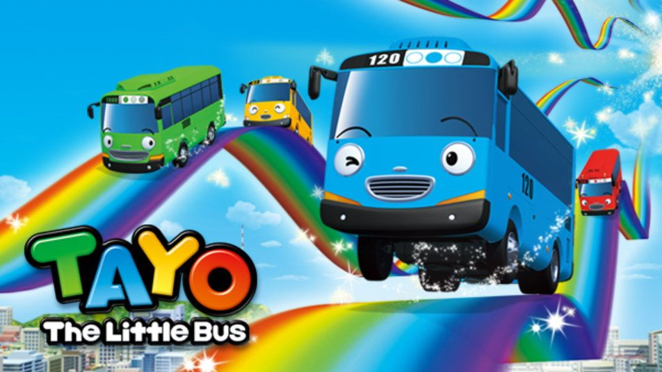 Watch Tayo the Little Bus Online at Hulu