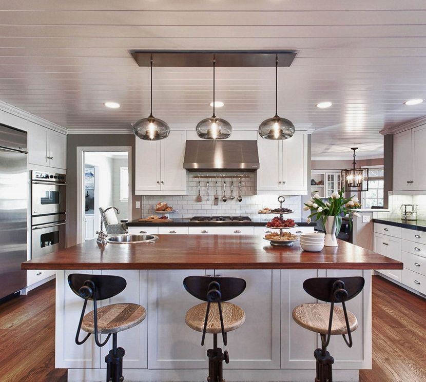 Great Ways For Lighting A Kitchen: 3 Ways To Style Modern Kitchen Pendant Lighting