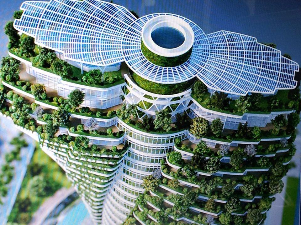 Top 10 des projets architecturaux les plus tonnants du for Ville super moderne