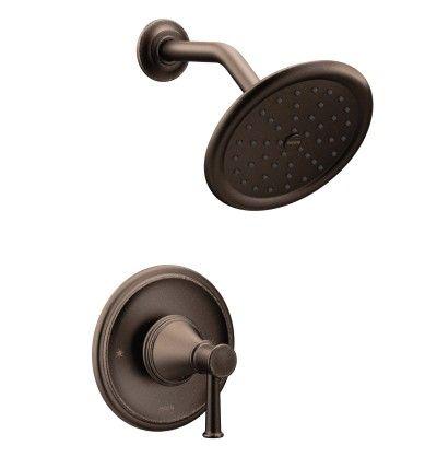 Belfield Oil rubbed bronze Posi-Temp® shower only -- T2312ORB ...