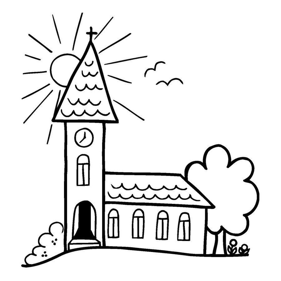 Comic Kirche