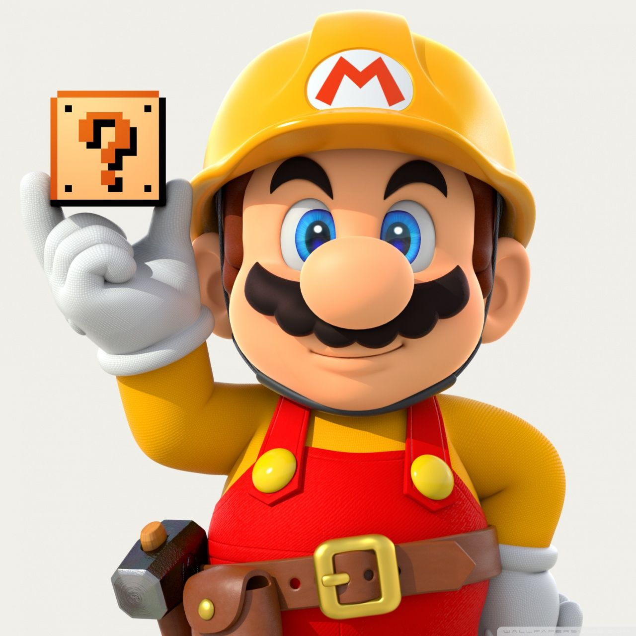Super Mario Maker HD desktop wallpaper High Definition