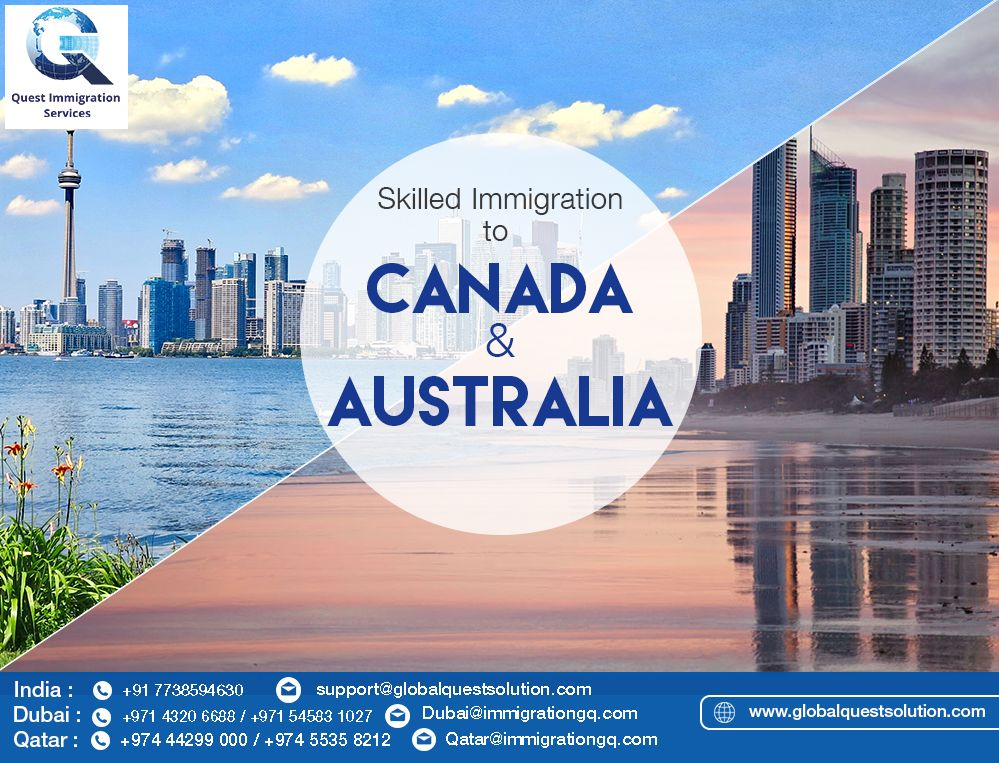 If You Are Ready To Migrate To Canada Australia For Studies Or