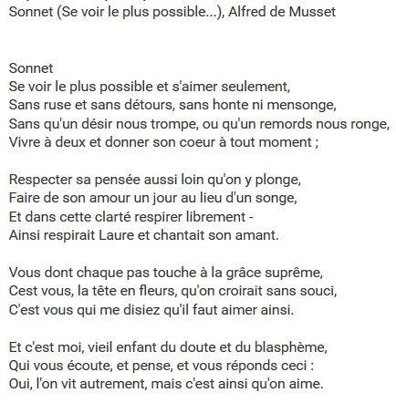 épinglé Par Miss Kriss Sur Notes De Poesie Alfred De