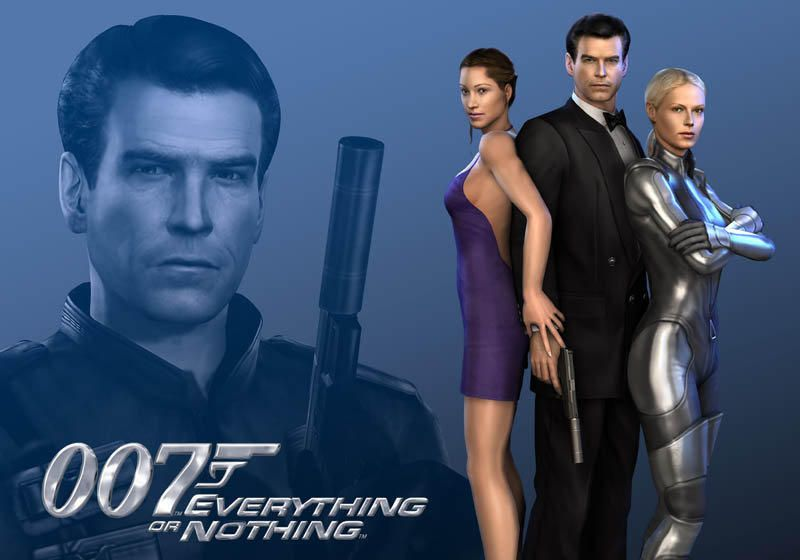 007 Everything Or Nothing James Bond Kill Them All