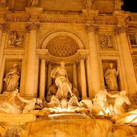 BUCKET LIST: see the Fontana di Trevi - Rome, Italy [completed in 1999]