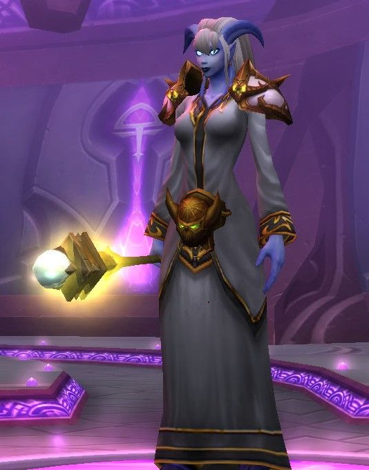 Cloth Mog