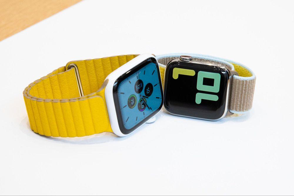 Apple Watch Series 5 GPS Apple watch, Apple watch series
