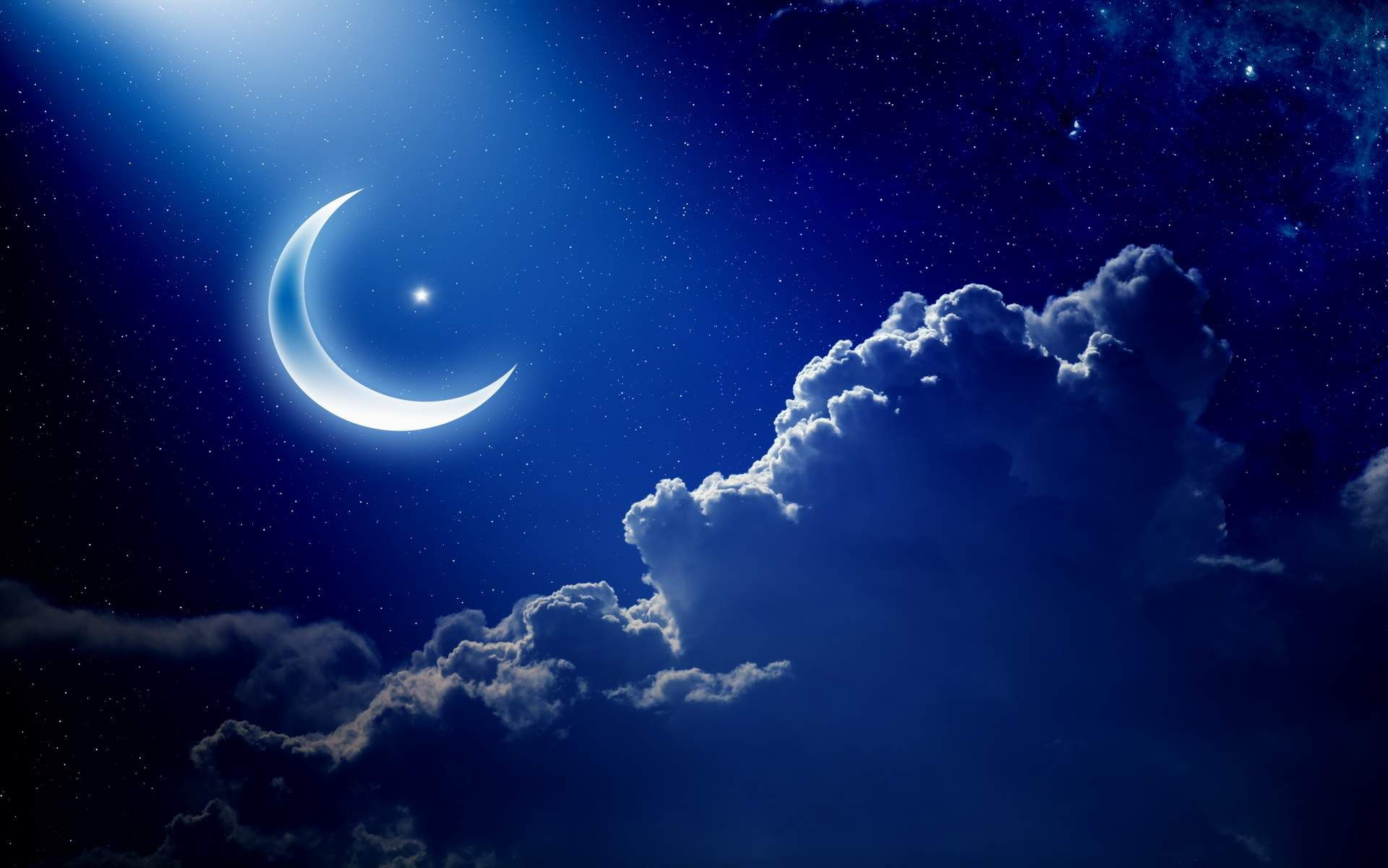 Crescent Moon Wallpaper For Desktop In High Resolution Download We Have Best Collection Of Phases And Beautiful Night HD