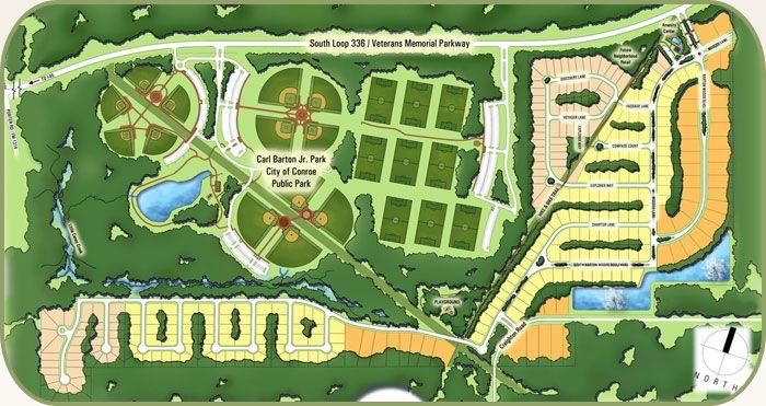 Barton Woods Master Plan