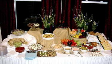 Great Hosting A Buffet Style Dinner Party? Weu0027ve Got Terrific Suggestions,  Themes, Pictures   All The Buffet Table Setting Help You Need To Set Up The  Tastiest ...