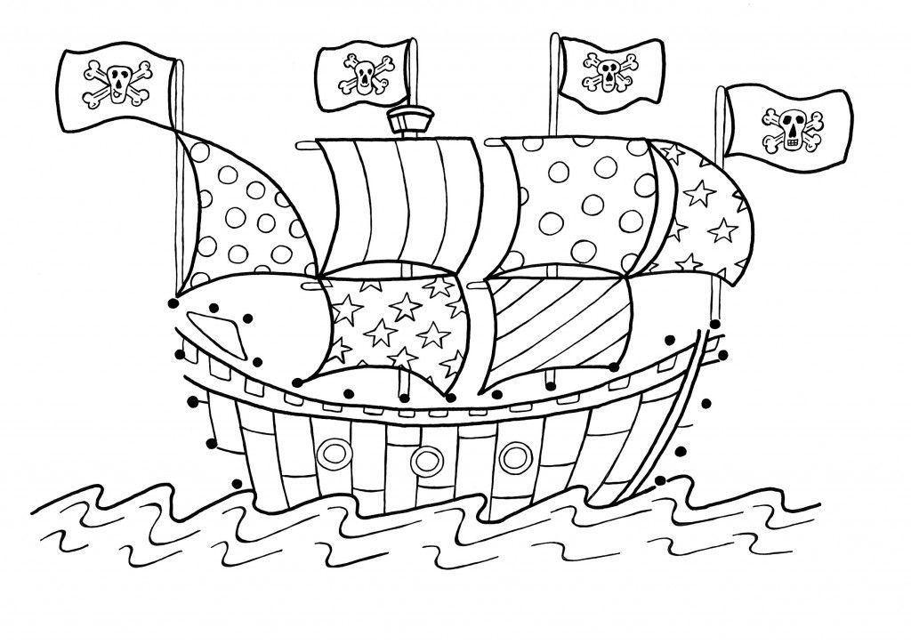 Free Printable Pirate Coloring Pages For Kids Pirate Coloring Pages Flag Coloring Pages Pirate Pictures