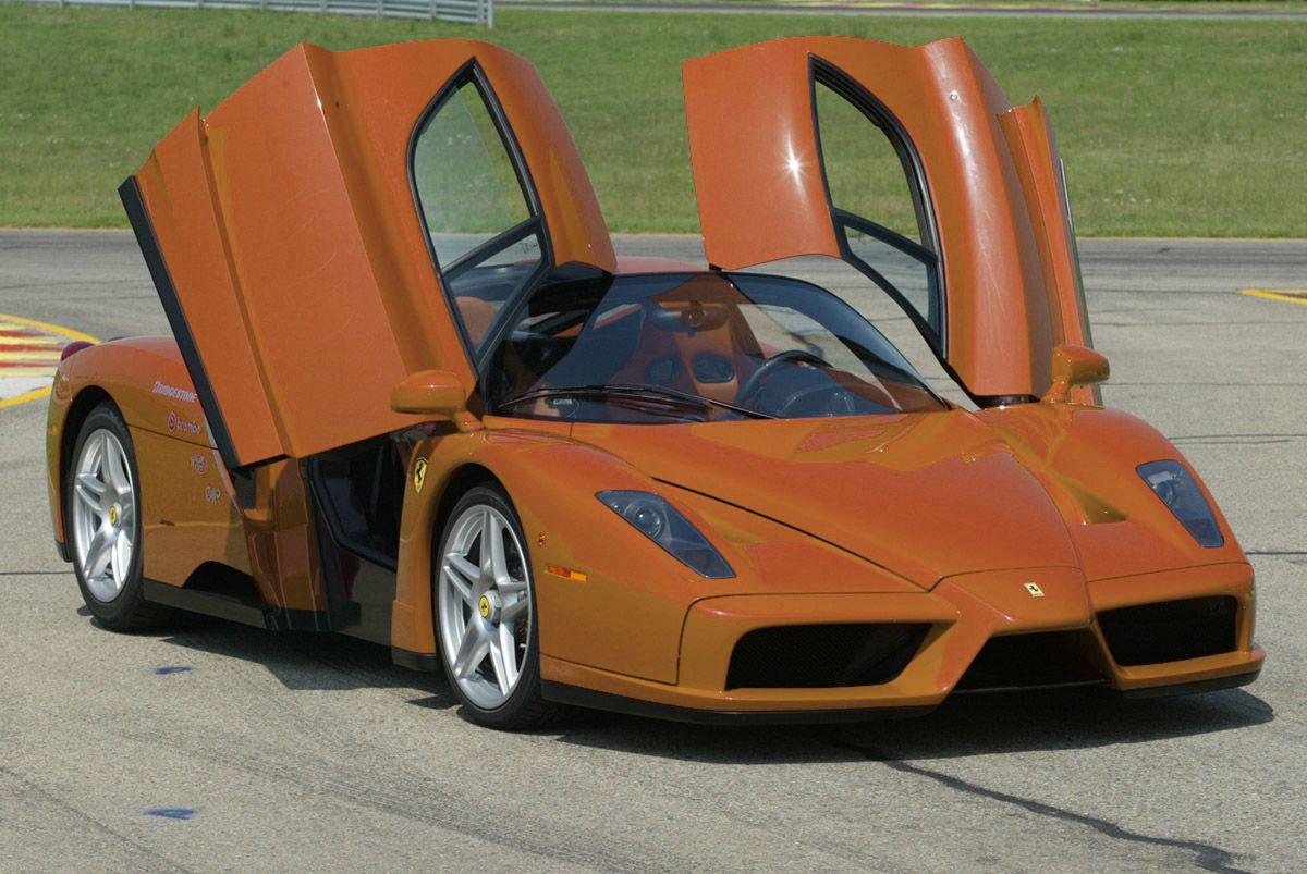 Orange Ferrari Car Pictures Images Super Hot Orange Ferrari Orange Ferrari Ferrari Mobil Ferrari
