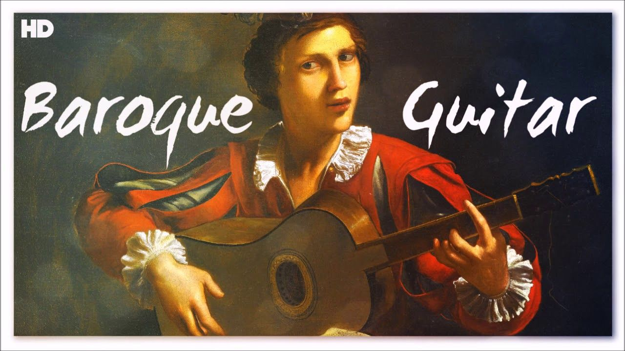 1 Hour With The Best Baroque Guitar Classical Music Ever