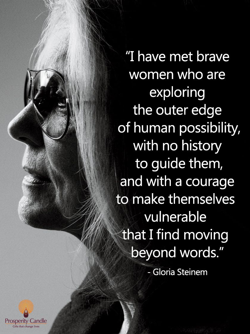 Gloria Steinem, an incredible feminist, activist, and journalist! #whm #thisiswhatafeministlookslike
