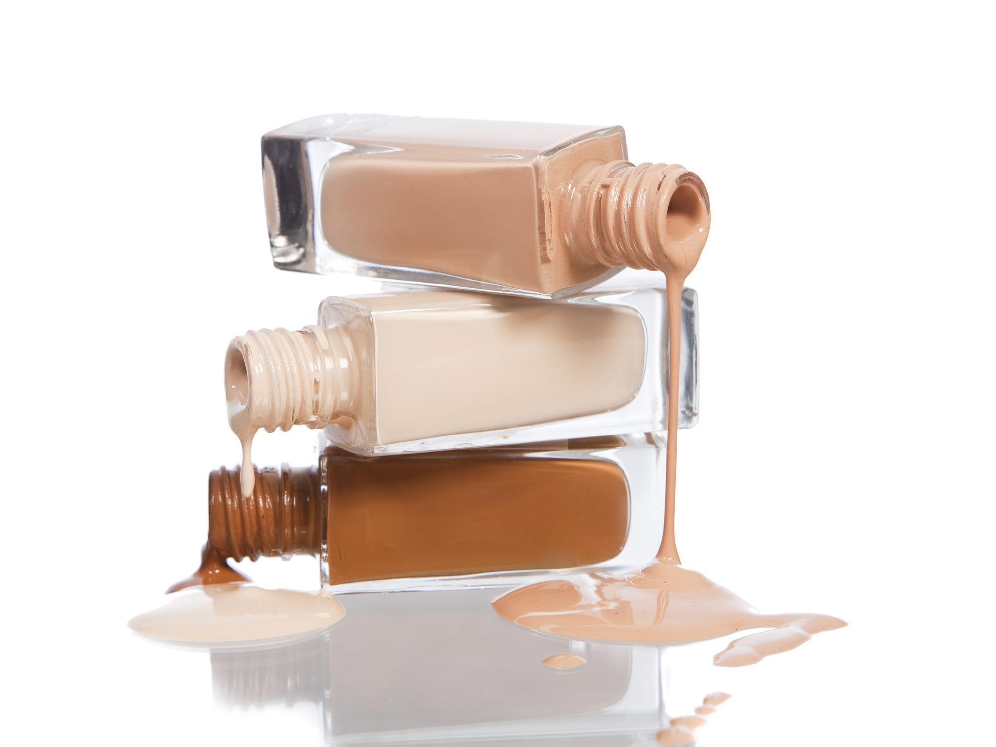 These Are the Very Best Liquid Foundations—Trust Us