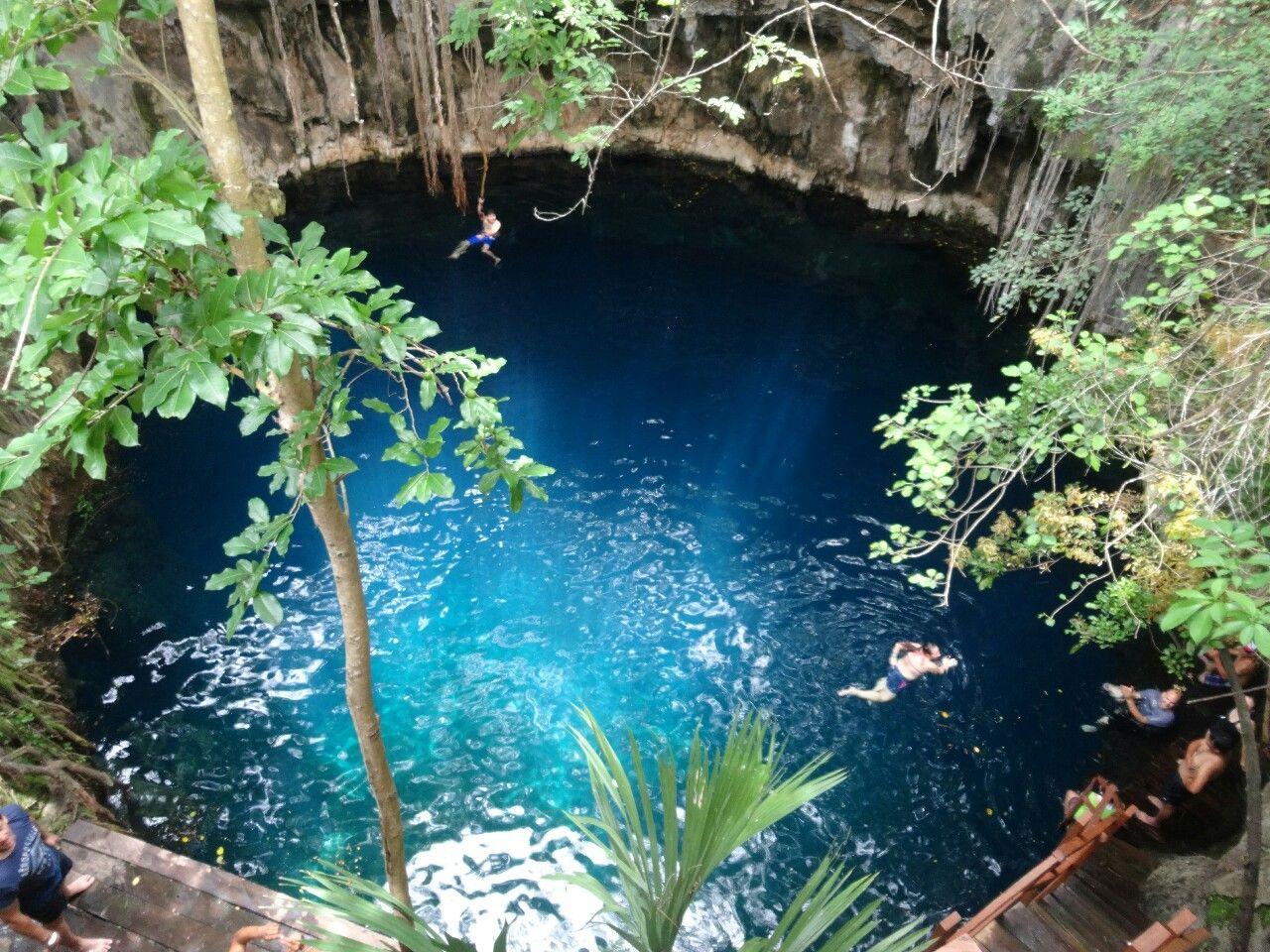 edificiosmayas: Cenotes de Yucatán