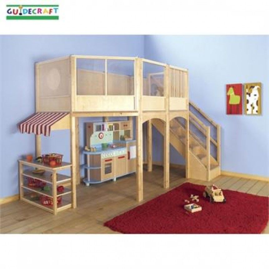 This Is So Cool Guidecraft Market Loft Extension Kit