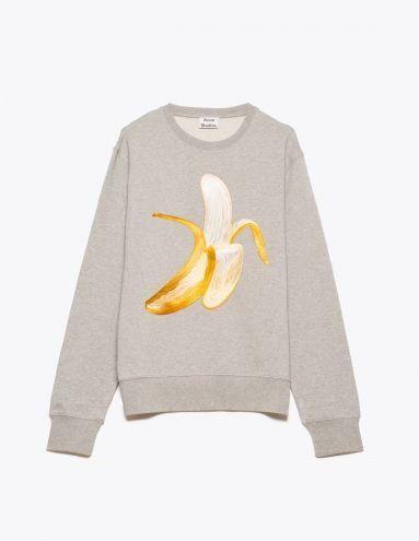 acne banan tröja