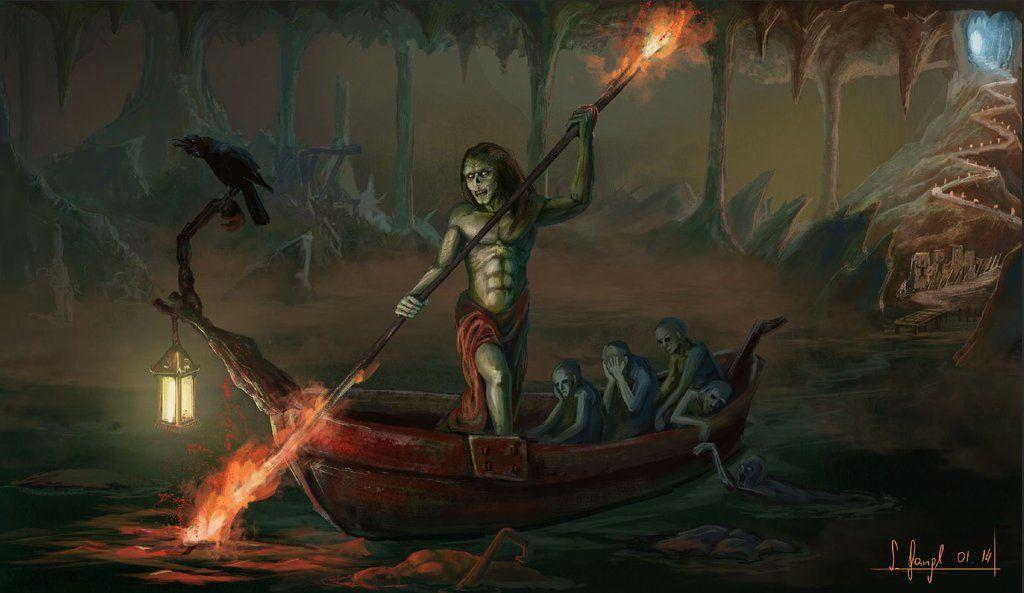 Считается, что когда придёт рагнарёк, и боги подземного мира восстанут против асгарда (город богов), хель поведёт армию мертвецов на штурм асгарда и асов.