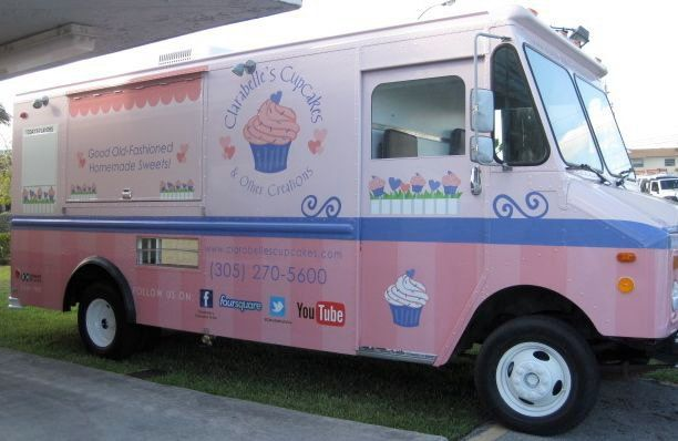 Clarabelle's Cupcakes and This Weekend's Food Truck Schedule - Short Order