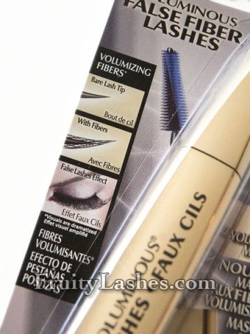 b01f08d2833 Loreal Voluminous False Fiber mascara, tried this and it's my new fave,  builds quick.