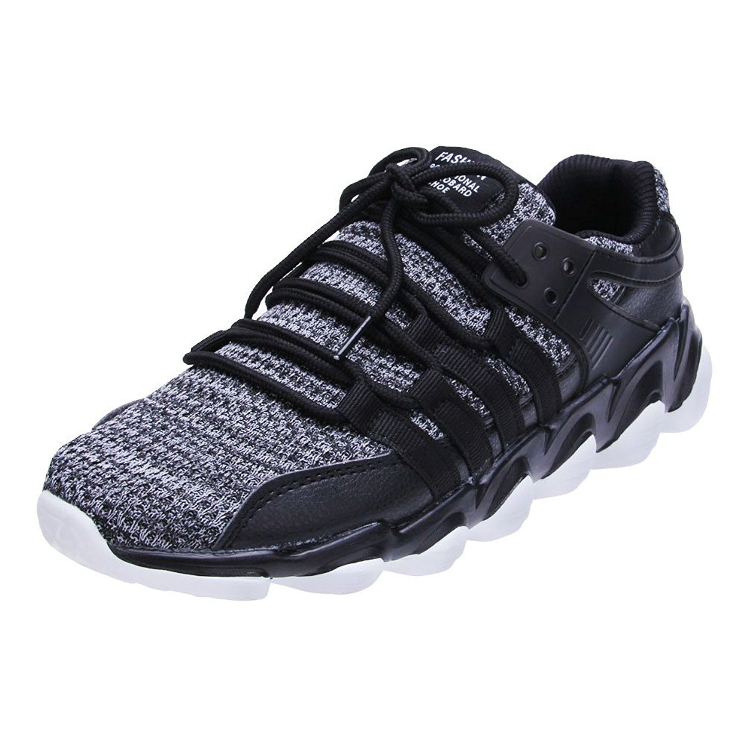 Mens Fashion Sneakers for Mens athletic Shock Absorption Best Running Shoes