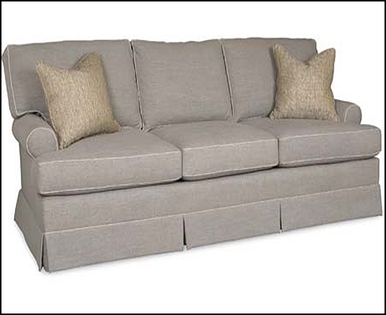 Choosing A Sofa Style And Fabric
