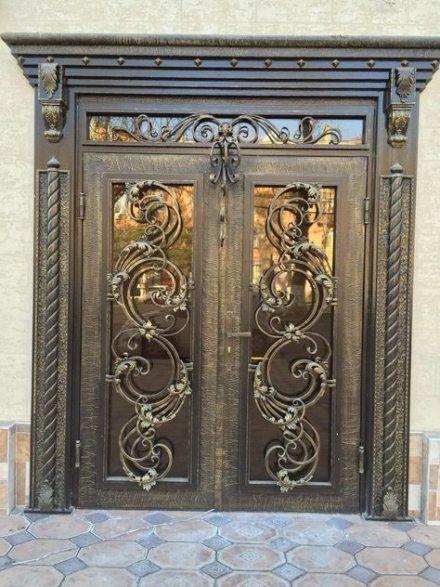 Pin De Raul Garcia En Puertas Principales Puertas De Acero Puertas De Hierro Puertas Antiguas