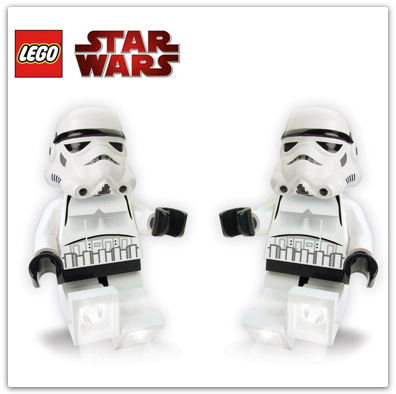 For all the LEGO Star Wars fans! Get this LEGO Star Wars Stormtrooper LED Torch Light 2pk for $21.99 + FREE Shipping!