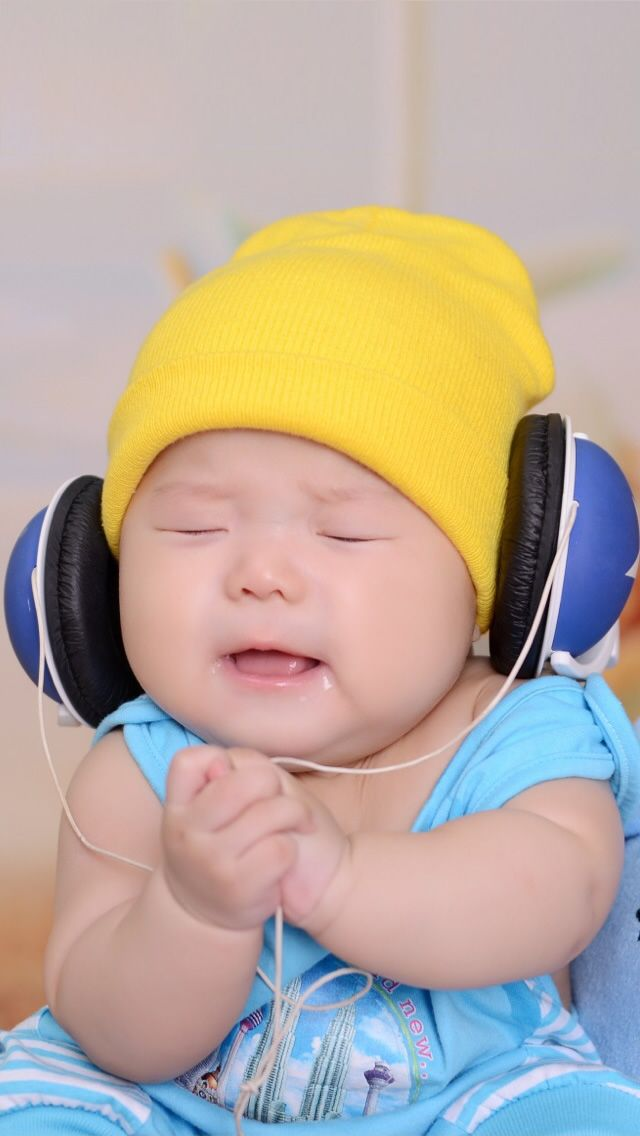 Baby Love Music Iphone 5s Wallpaper Cute Baby Wallpaper Baby Wallpaper Baby Boy Photography
