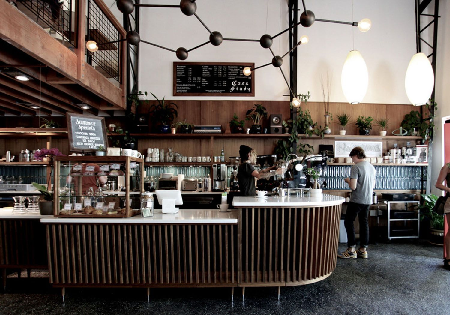 The 23 Best Designed Coffee Shops Around The World Rustic Coffee Shop Coffee Shop Design Coffee Shop