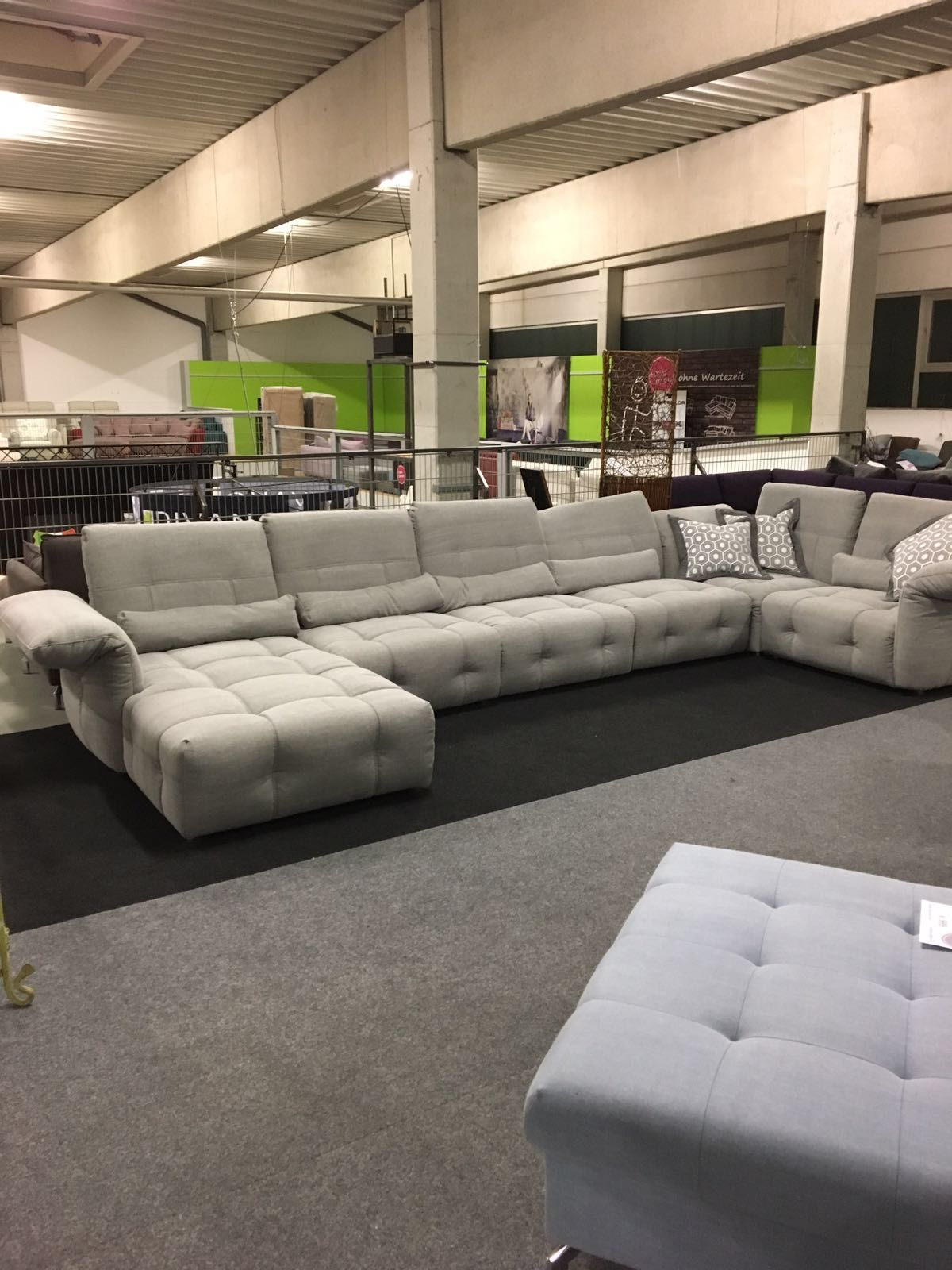Faszinierend Big Sofa Microfaser Dekoration Von Sofas
